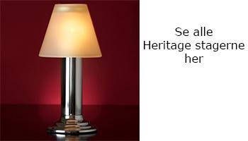 Menu heritage