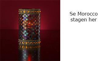 Morocco menu
